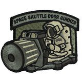 Space Shuttle Door Gunner ACU Patch