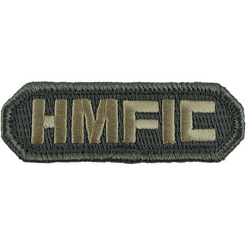 HMFIC ACU Patch