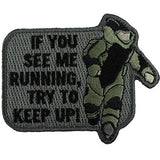 If You See Me Running EOD ACU Patch