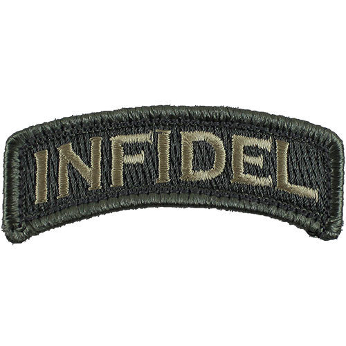 Infidel Tab ACU Patch
