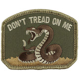Don't Tread On Me MultiCam (OCP) Patch