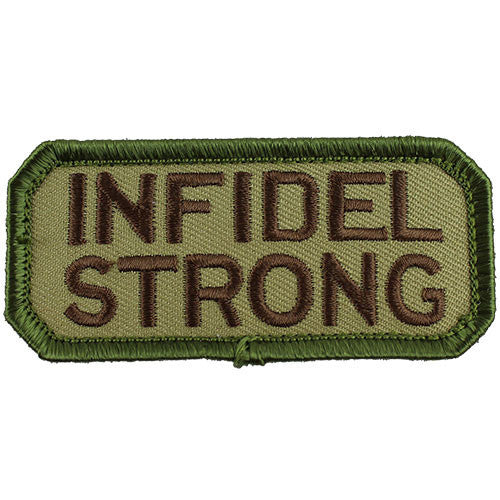 Infidel Strong MultiCam (OCP) Patch