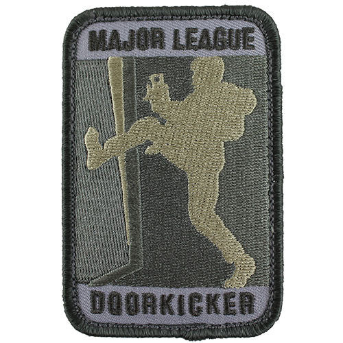 Major League Doorkicker Large ACU Patch