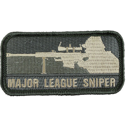 Major League Sniper ACU Patch