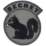 Secret Squirrel ACU Patch