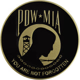 POW MIA Memorial Coin