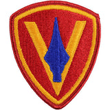 5th Marine Division Full Color Patch