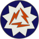 93rd Signal Brigade Combat Service Identification Badge