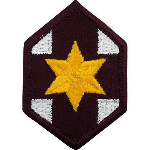 804th Medical Brigade Class A Patch