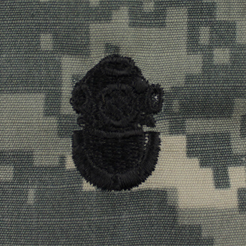 U.S. Army Diver Badge 2nd Class - ACU Embroidered