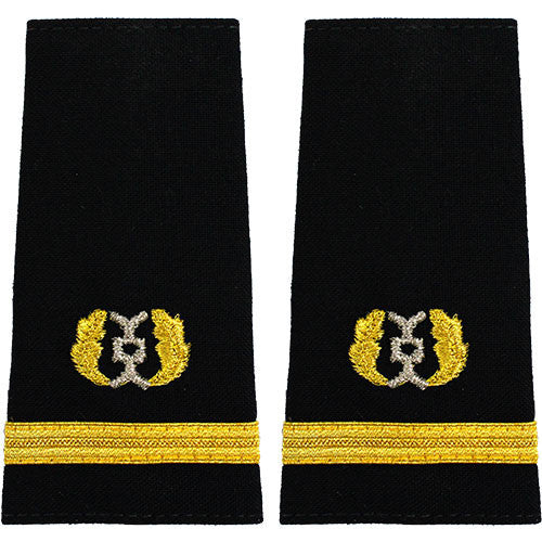 Navy Soft Shoulder Mark Ensign Judge Advocate