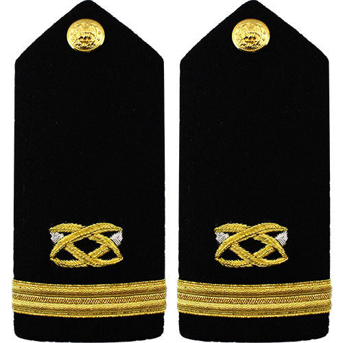 Navy Hard Shoulder Board - Ensign Civil Engineer