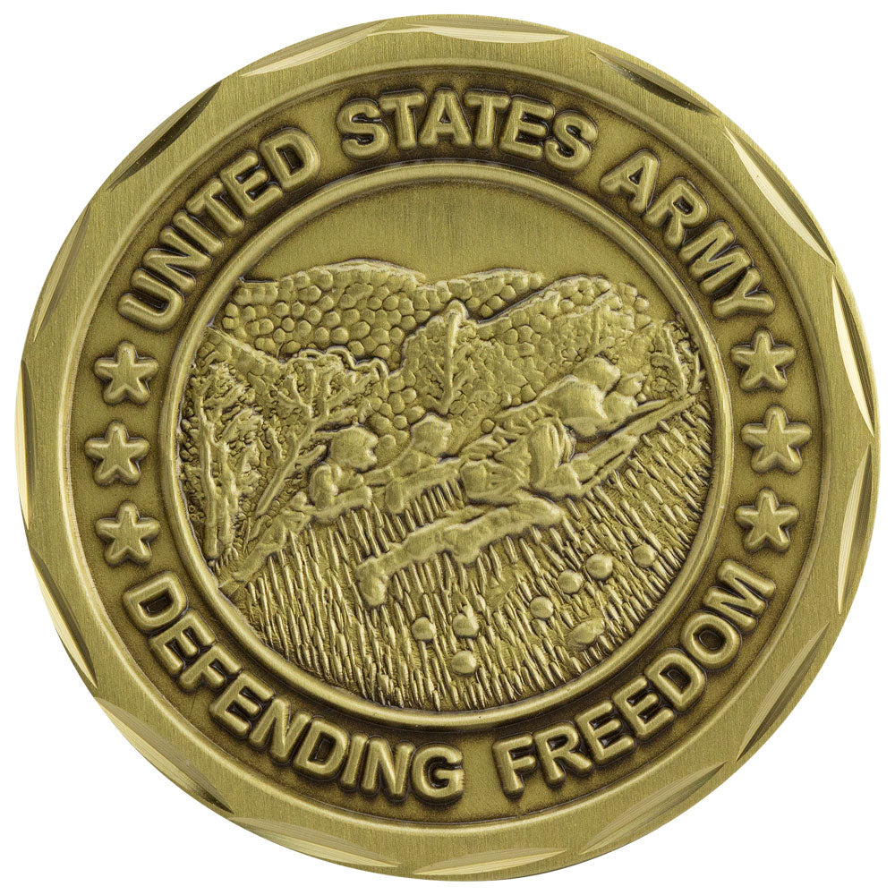 U.S. Army - Defending Freedom Coin