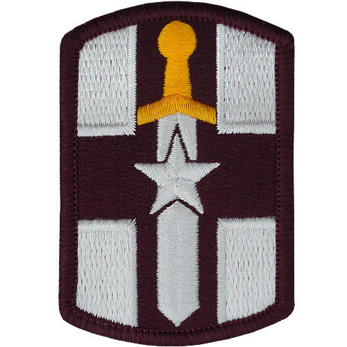 807th Medical Command Class A Patch