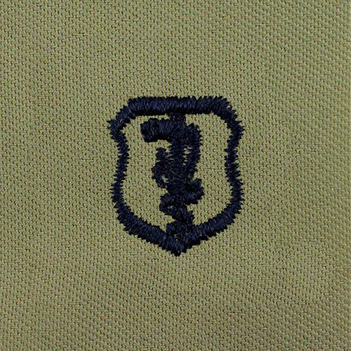 Air Force Veterinarian Embroidered Badge - Basic