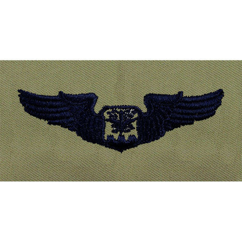 Air Force Navigator/Observer Embroidered Badge - Basic