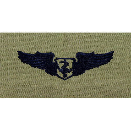 Air Force Flight Nurse Embroidered Badge - Basic