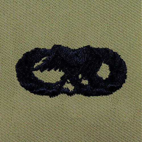 Air Force Maintenance Embroidered Badge - Basic