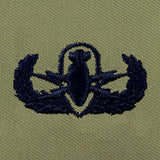 Explosive Ordnance Disposal (EOD) Embroidered ABU Badge