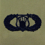 Air Force Air Traffic Control Embroidered ABU Badge