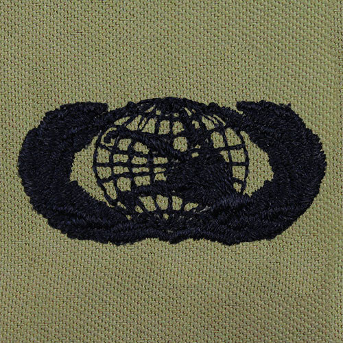 Air Force Communications and Information Embroidered Badge - Basic