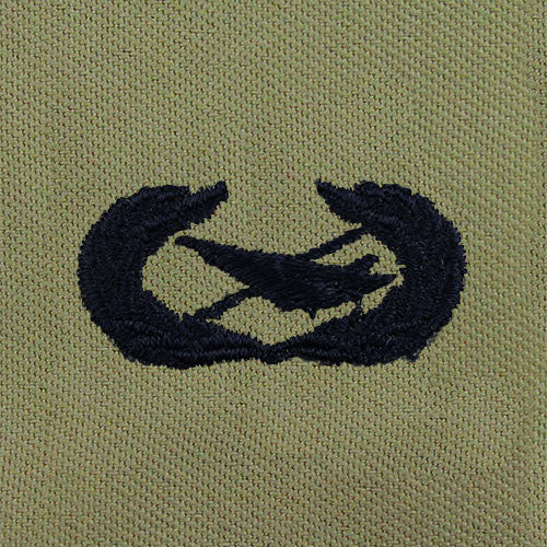 Air Force Historian Embroidered Badge - Basic