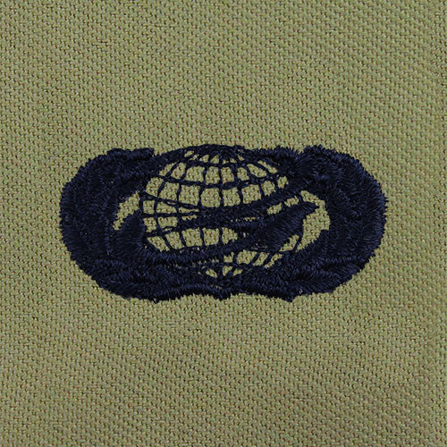 Air Force Manpower and Personnel Embroidered Badge - Basic