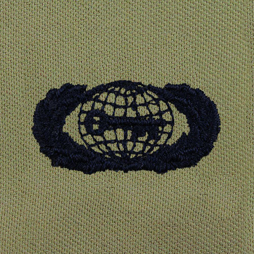 Air Force Intelligence Embroidered Badge - Basic