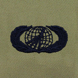 Air Force Acquisition and Financial Management Embroidered ABU Badges