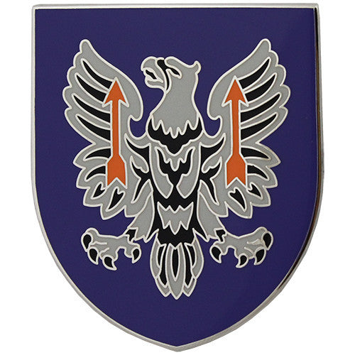 11th Aviation Command Combat Service Identification Badge