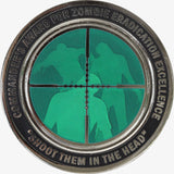 Zombie Eradication Coin