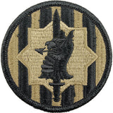 89th Military Police Brigade MultiCam (OCP) Patch