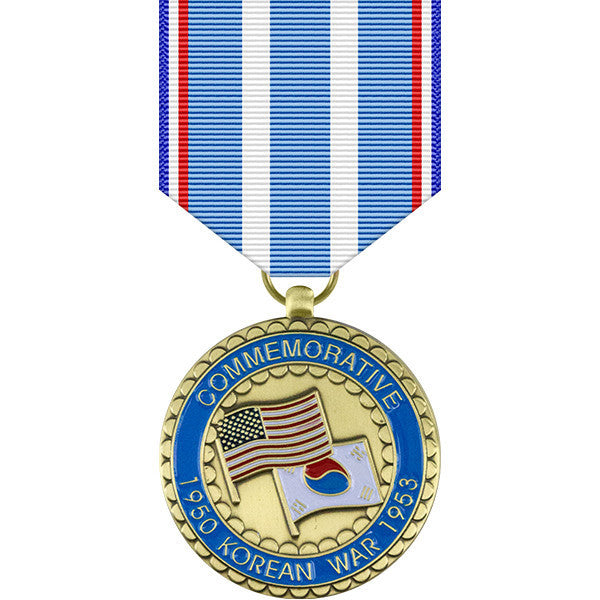 Korean War Commemorative Medal