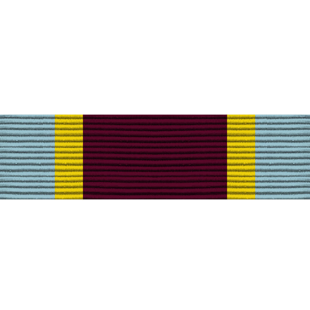 North Dakota National Guard Service Ribbon