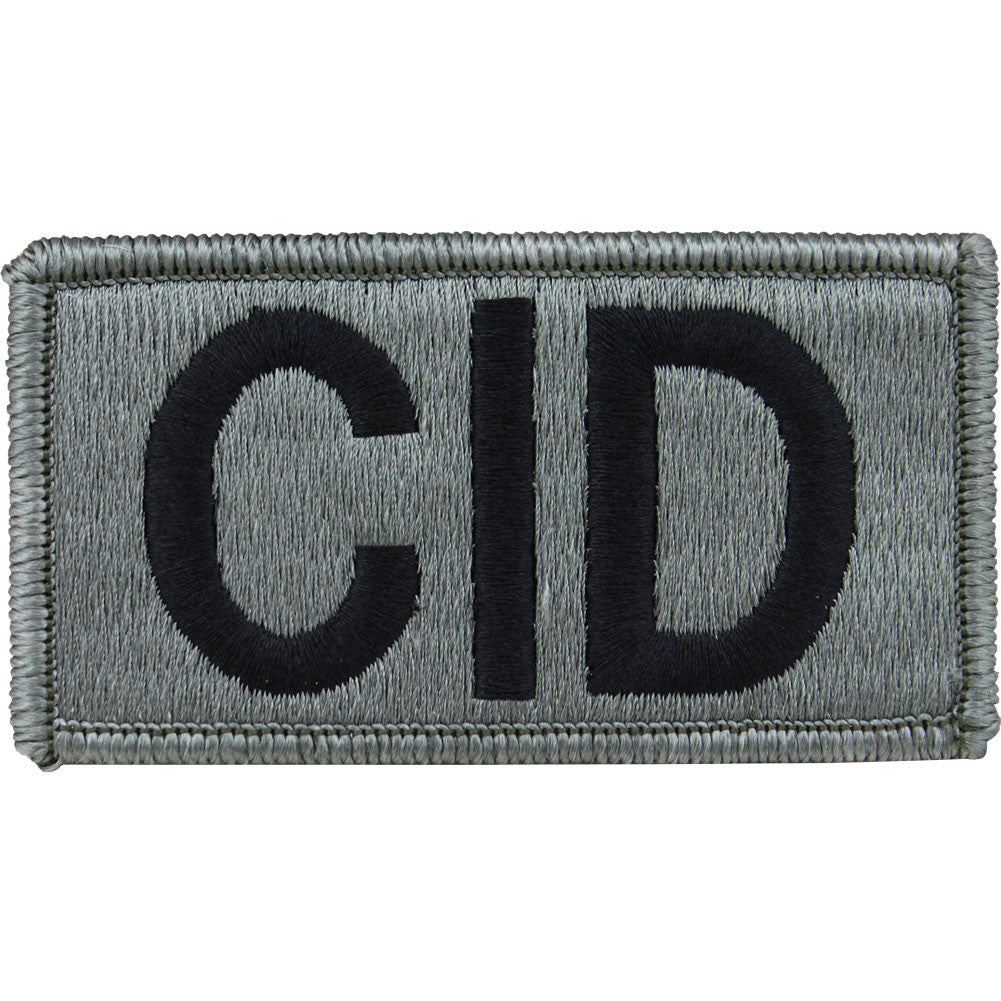 Criminal Investigation Command (CID) ACU Brassard Patch