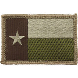 Texas State Flag Patch - Multicam