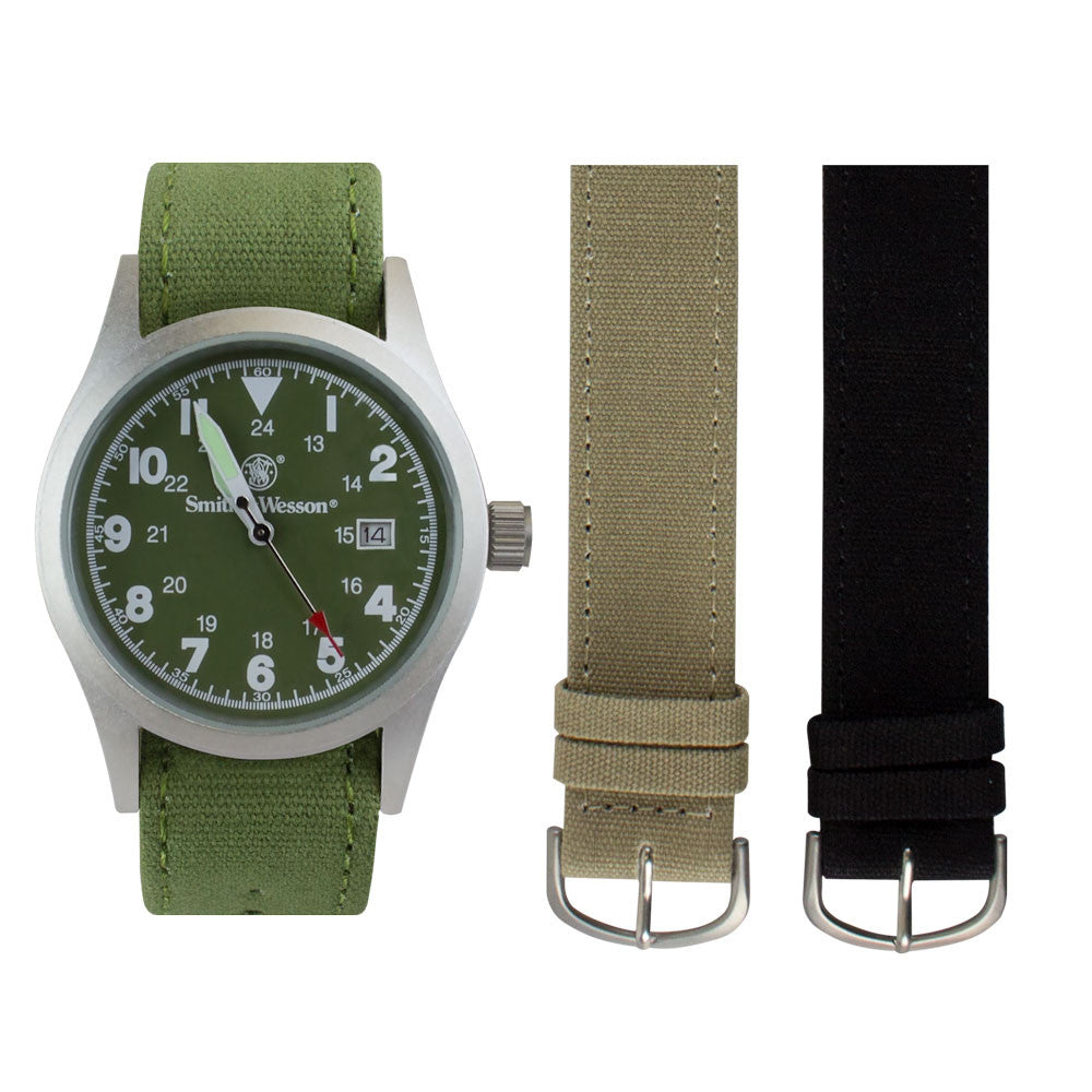 Smith and Wesson Squad Leader Watch