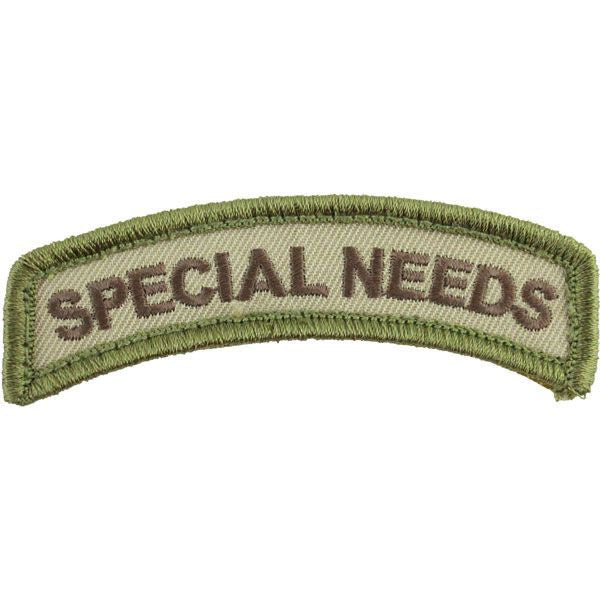 Special Needs Multicam (OCP) Moral Patch