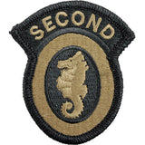 2nd Engineer Brigade MultiCam (OCP) Patch