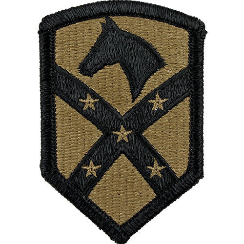 15th Sustainment Brigade MultiCam (OCP) Patch