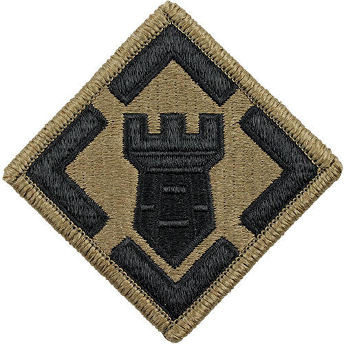 20th Engineer Brigade MultiCam (OCP) Patch