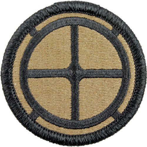 35th Infantry Division MultiCam (OCP) Patch