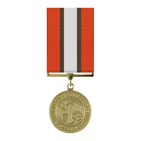 Multi-national Force and Observers Anodized Miniature Medal