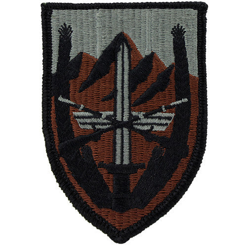 U.S. Forces Afghanistan ACU Patch