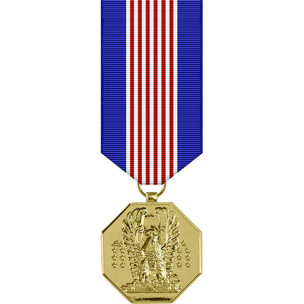 Army Soldier's Medal - Heroism Anodized Miniature Medal