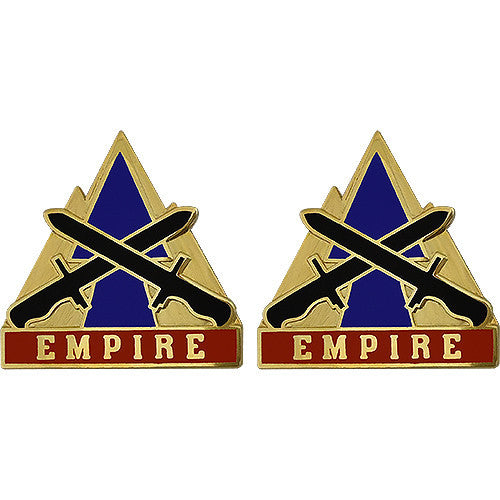 27th Infantry Brigade Combat Team Unit Crest (Empire)
