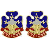 38th Infantry Division Unit Crest (Cyclone)