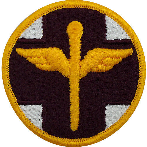 818th Hospital Center Class A Patch