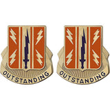 44th Signal Battalion Unit Crest (Outstanding)