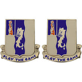 50th Infantry Regiment Unit Crest (Play the Game)